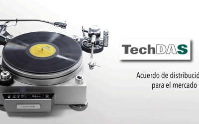 Audio Club Premier distribuye TECH DAS