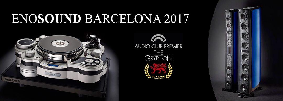 AudioClubPremier en Enosound Barcelona 2017