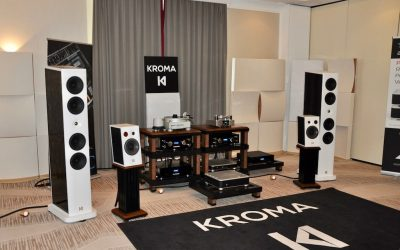 Audio Club Premier, representa la Marca Kroma Audio